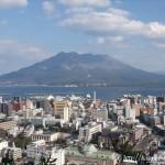 鹿児島の定番観光地 ~城山展望台からの絶景