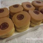 鹿児島 山形屋の金生饅頭(きんせいまんじゅう)は懐かしの味。お土産にいかがですか